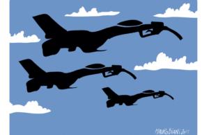 """Contro gli F-35, """"la battaglia non è ancora finita"""""""