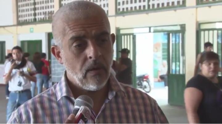 Juan Manuel Esquivel «Queremos ir a todos los juicios y demostrar que no somos delincuentes»