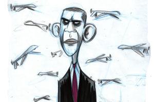 Ομπάμα και θάνατοι από τα μη επανδρωμένα αεροσκάφη