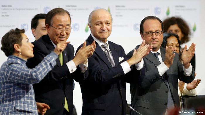Pariser Abkommen: Rettung für das Weltklima?