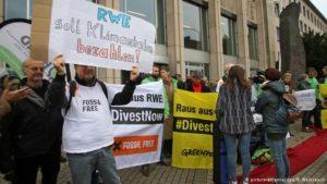 """""""Ich bitte RWE, Verantwortung zu übernehmen"""""""