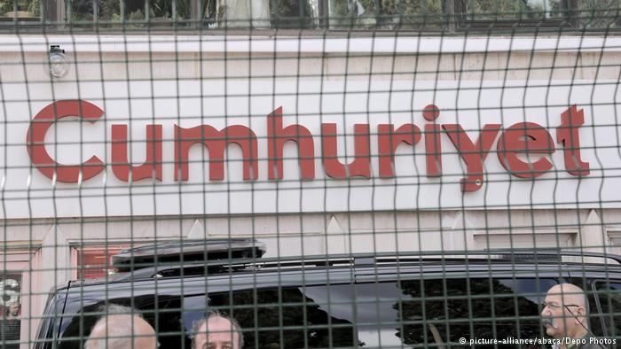 Ein Zeichen setzen für die Pressefreiheit in der Türkei