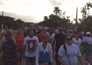 La Habana tranquila, Santa Clara vibra