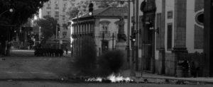 Protestos retomam com intensidade frente à grave crise no Estado do Rio de Janeiro