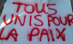 Alep, Marseille est avec toi !