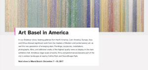 Art Basel Miami Beach 2016: Where Urgency and Flatness Go Hand-in-Hand