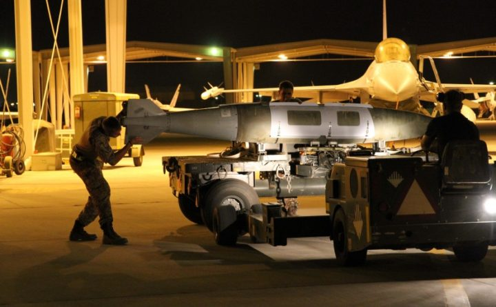 Denmark withdraws from airstrikes in Syria and Iraq