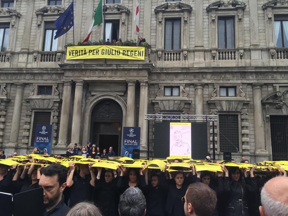 Il capo del sindacato degli ambulanti egiziani ammette di aver denunciato Giulio Regeni