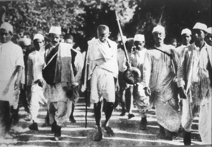 Gandhi et le Développement durable