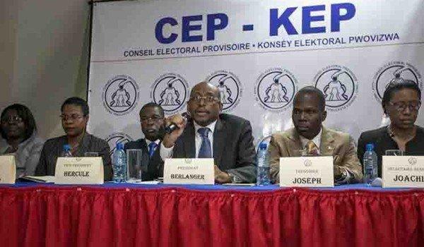 Haití: Posponen para el 3 de enero el anuncio de los resultados de las elecciones presidenciales