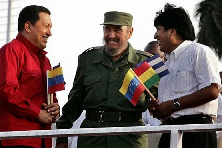 Evo Morales : « Je voulais savoir comment on fait la révolution »