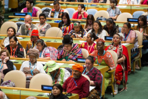Indigenous Peoples Insist on Equality of All Rights