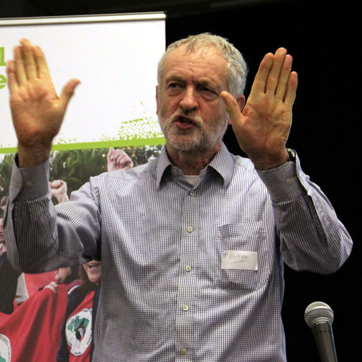 "Jeremy Corbyn: ""The future of Venezuela is a matter for the Venezuelans"""
