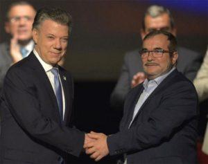 La paix et la guerre dans les médias en Colombie