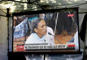 Milagro Sala, prisonnière politique en Argentine, condamnée sans preuve