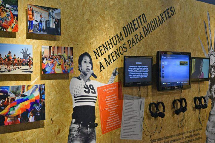 Plataforma de Mídias Imigrantes de São Paulo estreia com 119 ações cadastradas