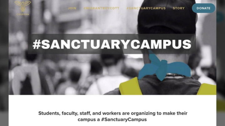 "Second National Day of Action for ""Sanctuary Campus"" Movement"