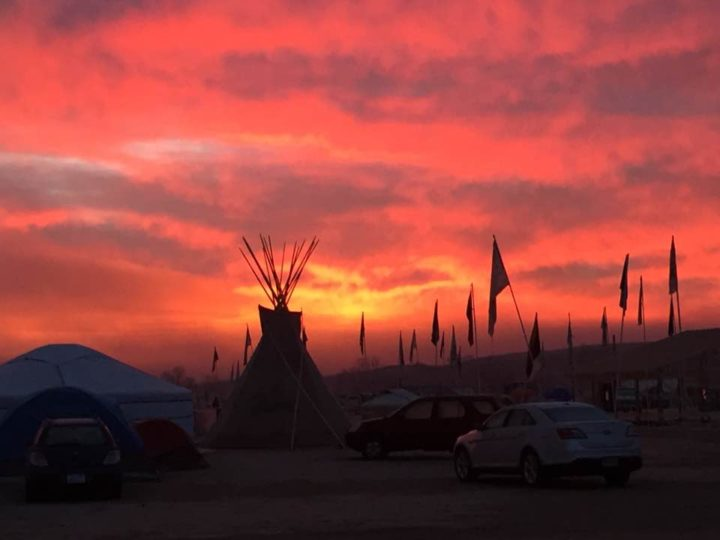Crystal Zevon: the struggle at Standing Rock has a strong spiritual foundation