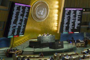 Tratado de prohibición de armas nucleares: ¡Sólo unos pocos días antes de la votación en la ONU!