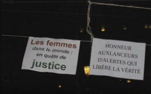 [Vidéo] Interview d'une Nuitdeboutiste à propos de la violence sur les femmes