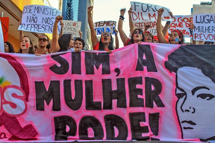 Retrospectiva. Relembre 2016:  retrocessos, luta no campo, resistência das mulheres e América Latina