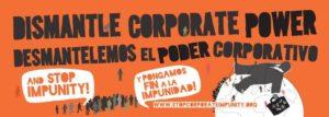 """En """"Regional y Popular"""": Los derechos humanos peligran ante el poder de las corporaciones transnacionales."""