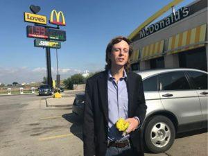 Der Journalist Barrett Brown wurde aus der Haft entlassen