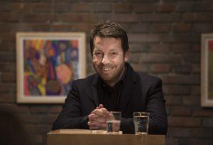 """Daniel Häni: """"Das bedingungslose Grundeinkommen ist eine Initiative gegen Faulheit."""""""