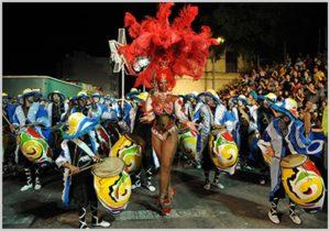 Journée nationale du candombe en Uruguay