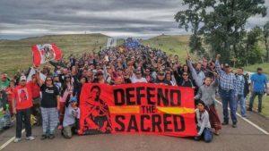 Estados Unidos: la mayor movilización indígena en más de un siglo