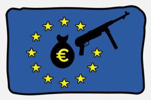 Η ΕΕ γίνεται «κουμπαράς» της βιομηχανίας όπλων