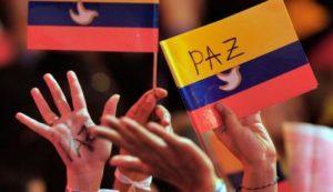 La Paz te toca. Análisis del proceso de Paz que vive Colombia