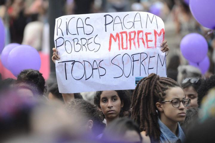 Decisão do STF encara a realidade sobre o aborto no Brasil