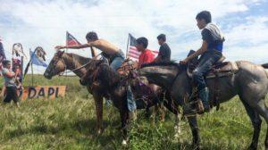 Victoria en Standing Rock