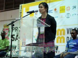 Coordinar el Centro de Referencia para Inmigrantes de la municipalidad de São Paulo, un asunto de representatividad.