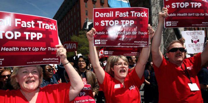 Trump kündigt TPP