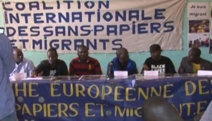 Afrique-France: les «Sans Papiers» exigent «un autre type de coopération»