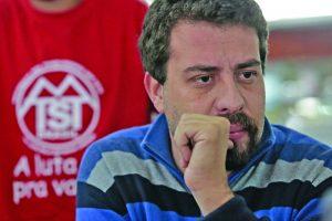 Nota de Repudio à detenção de Guilherme Boulos