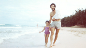 Maria José per il padre Carlos Pizarro