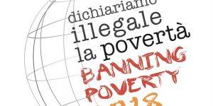 """""""La povertà è un furto"""", incontro internazionale di Dichiariamo Illegale la Povertà"""