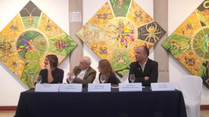 Se presentó en Quito el libro «Las vías abiertas de América Latina»