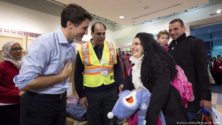 Kanadas Premier Trudeau kontert Trumps Muslim-Bann