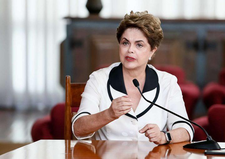 Dilma Rousseff: 'Temer é um fantoche, uma fachada'