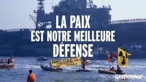 26 septembre : Journée mondiale de l'ONU pour l'élimination totale des armes nucléaires