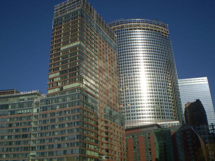 New York, attivisti si accampano davanti alla Goldman Sachs