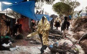 Grecia e Balcani, MSF: migliaia di persone bloccate al gelo a causa delle politiche europee