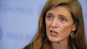 Samantha Power Can See Russia from Her Padded Cell