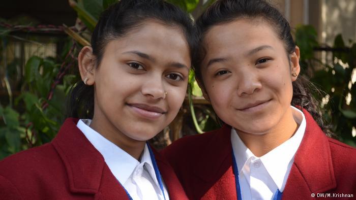 Preis für mutige indische Schülerinnen
