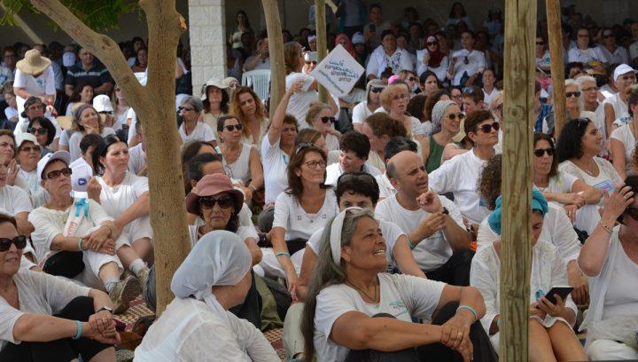 Gemeinsame Petition an Hollande von israelischen und palästinensischen Frauen