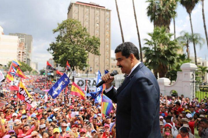Venezuela. « Les 10 victoires du Président Nicolas Maduro en 2016 », Par Ignacio Ramonet